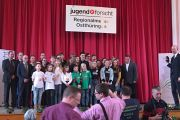 Jugend forscht – Schüler experimentieren 2020